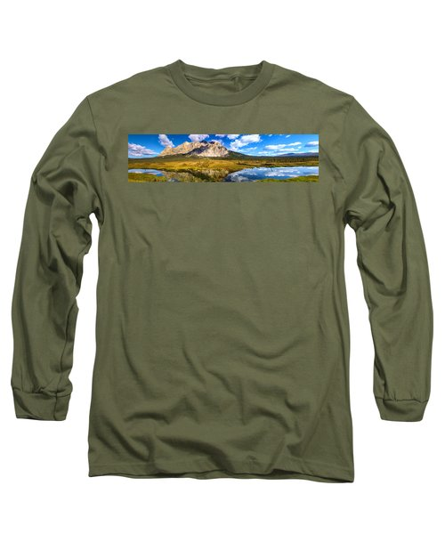 Sukakpak Reflection Long Sleeve T-Shirt