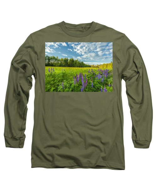 Long Sleeve T-Shirt featuring the photograph Summer Dream by Rose-Maries Pictures