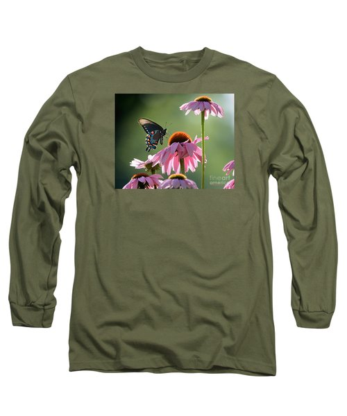 Summer Morning Light Long Sleeve T-Shirt by Nava Thompson