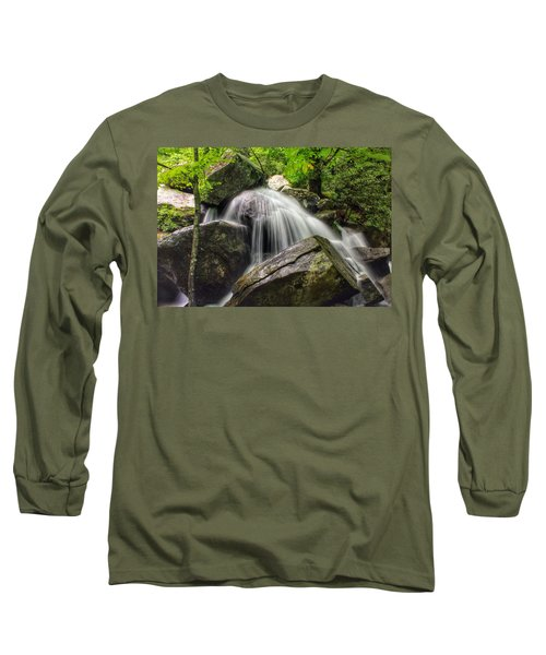 Summer On The Rocks Long Sleeve T-Shirt