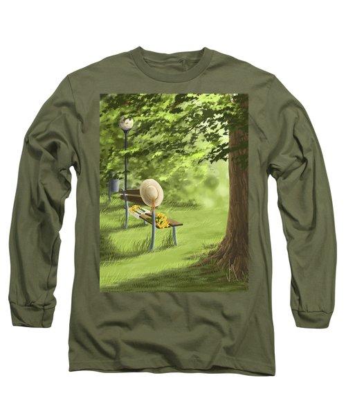 Summer Paradise Long Sleeve T-Shirt