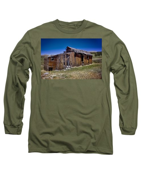 Summitville - Colorado Ghost Town Long Sleeve T-Shirt