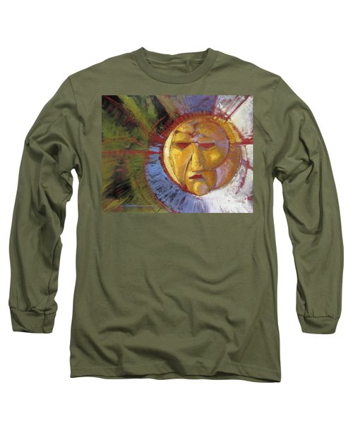 Sun Mask Long Sleeve T-Shirt