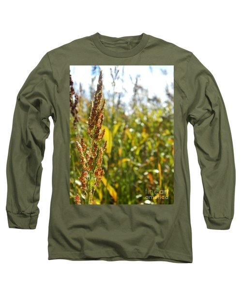 Sun Of Life Long Sleeve T-Shirt