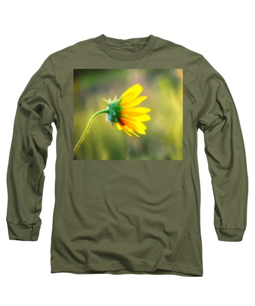 Sunflower Sunrise 6 Long Sleeve T-Shirt