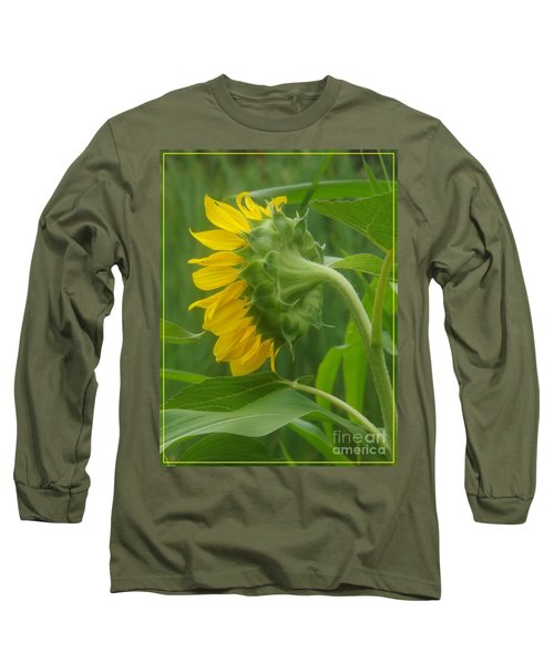 Sunny Profile Long Sleeve T-Shirt