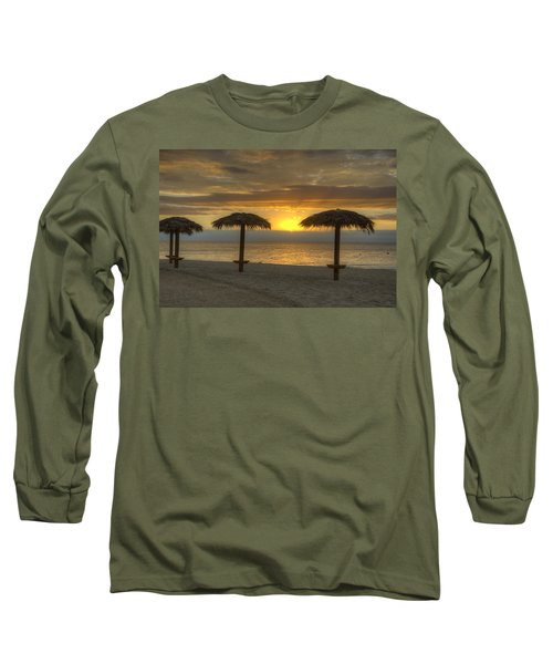 Sunrise Glory Long Sleeve T-Shirt