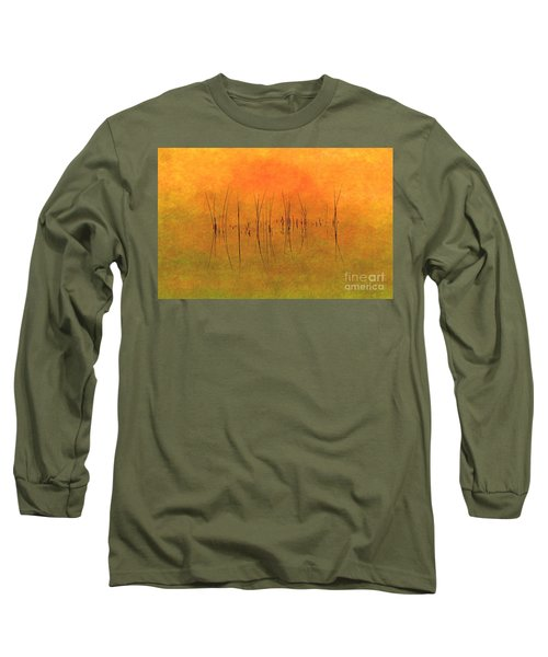 Sunrise On The Bay Long Sleeve T-Shirt by Andrea Kollo