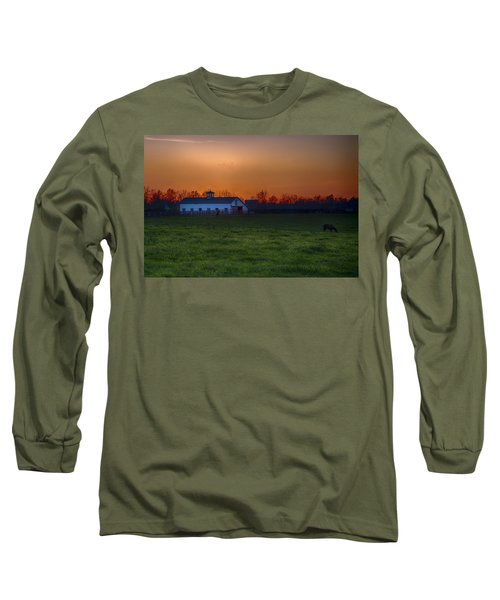 Walmac Farm Ky  Long Sleeve T-Shirt