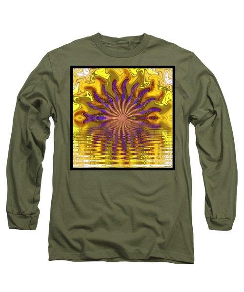 Sunset Of Sorts Long Sleeve T-Shirt