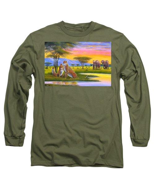 Sunset Watch Long Sleeve T-Shirt