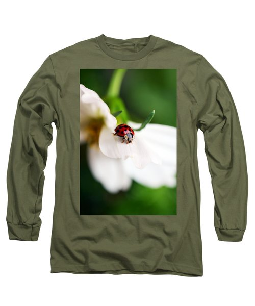 Sunshine And Petal Rest Long Sleeve T-Shirt