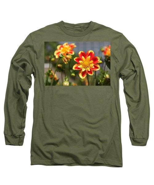 Sunshine Flower Long Sleeve T-Shirt