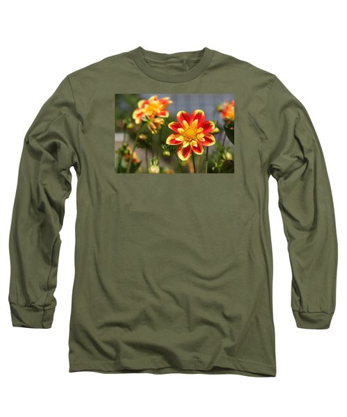 Sunshine Flower Long Sleeve T-Shirt