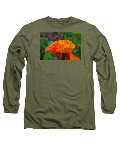 Long Sleeve T-Shirt featuring the photograph Sunshine From Within by Miguel Winterpacht