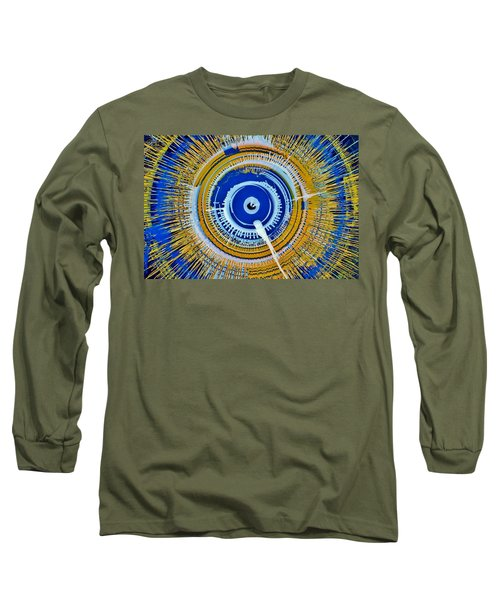 Super Nova Color Long Sleeve T-Shirt