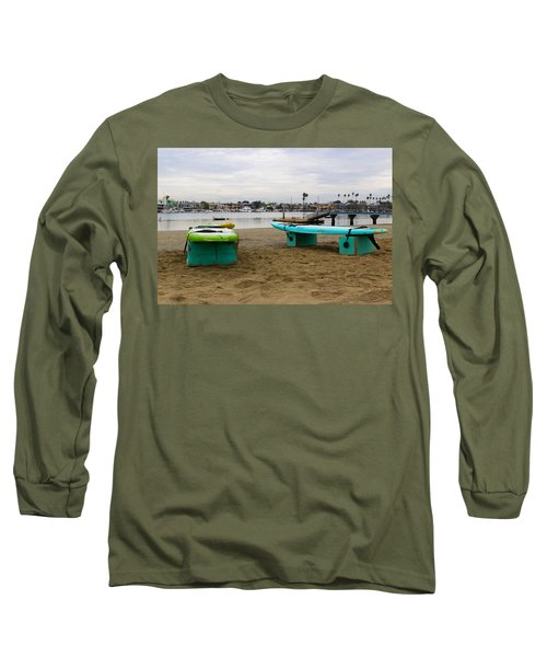 Suping Long Sleeve T-Shirt