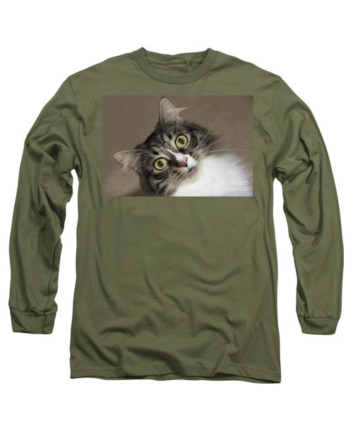 Surprise Long Sleeve T-Shirt