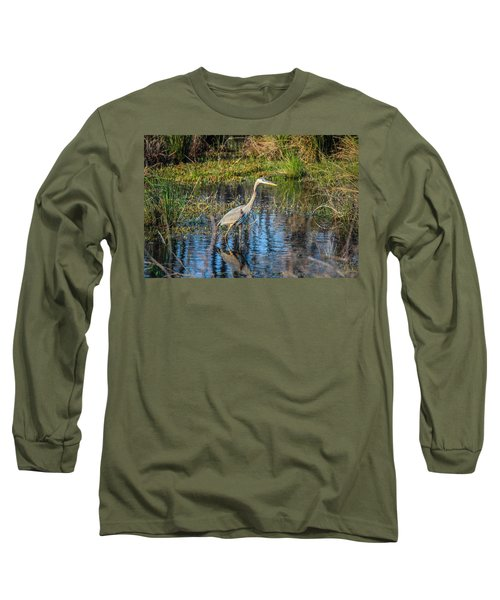Surprise On The Trail Long Sleeve T-Shirt