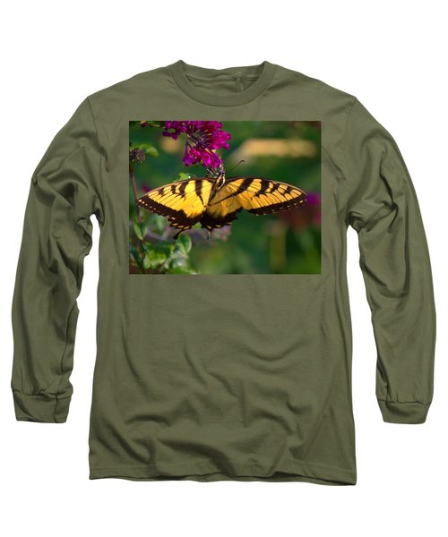 Swallowtail 1 Long Sleeve T-Shirt