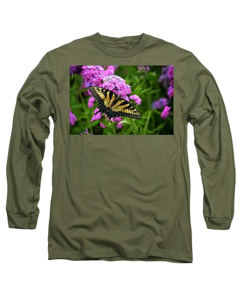 Swallowtail Long Sleeve T-Shirt