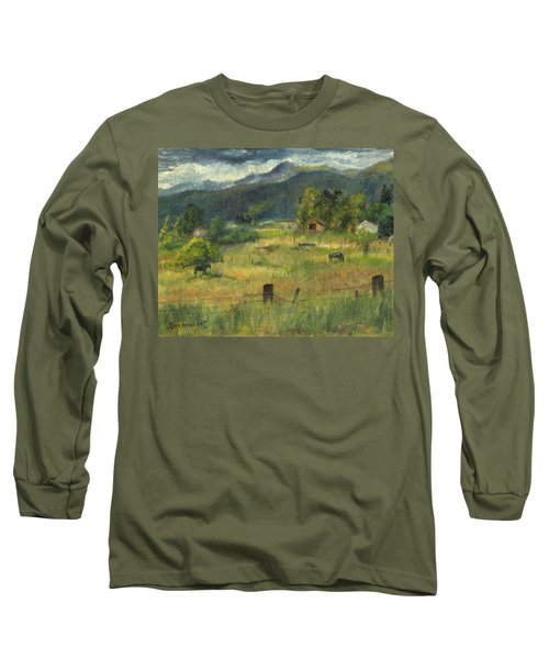 Swan Valley Residents Long Sleeve T-Shirt