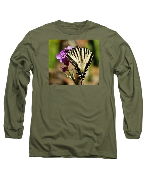 Sweet Attraction Long Sleeve T-Shirt by VLee Watson