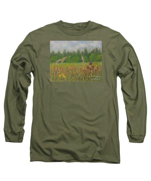 Calm Culloden Long Sleeve T-Shirt