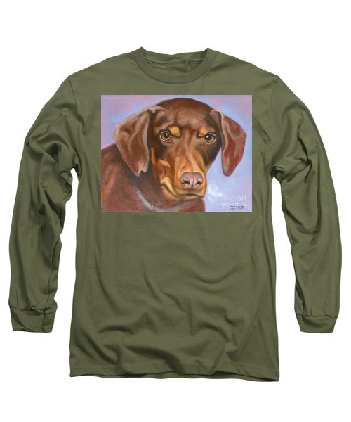 Rescued At Last Long Sleeve T-Shirt