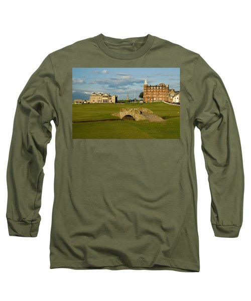 Swilken Bridge Long Sleeve T-Shirt