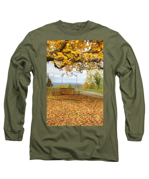 Swing With A View Long Sleeve T-Shirt