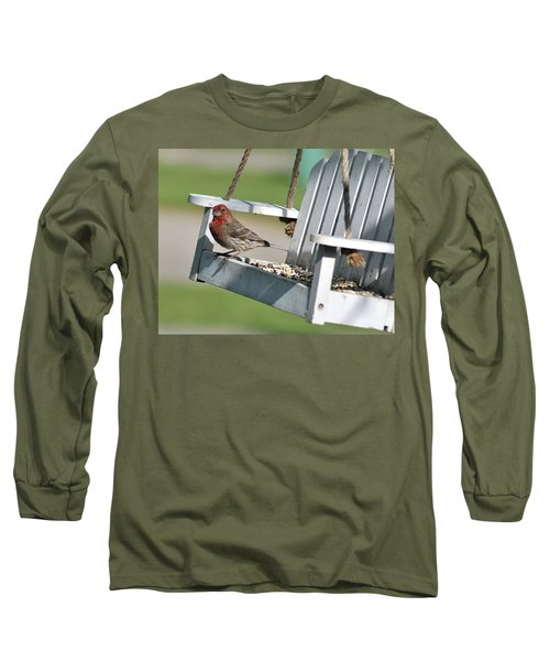 Swingin' Long Sleeve T-Shirt
