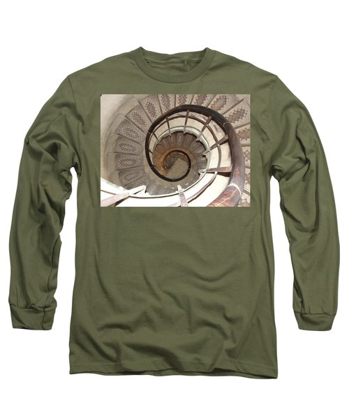 Long Sleeve T-Shirt featuring the photograph Swirls by Tiffany Erdman