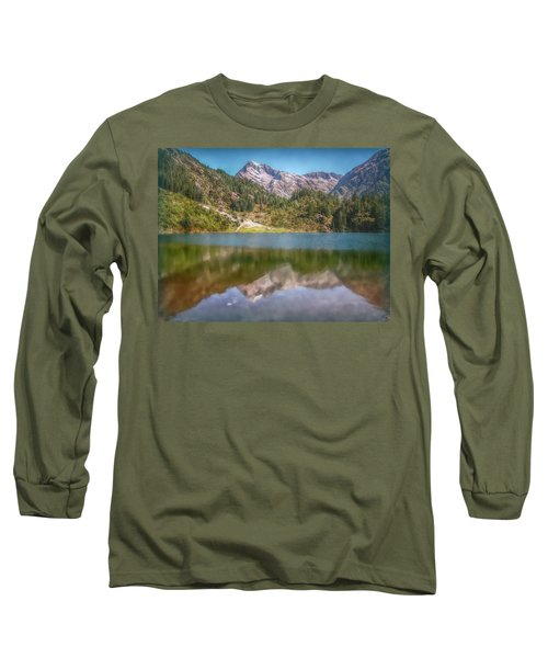 Swiss Tarn Long Sleeve T-Shirt by Hanny Heim