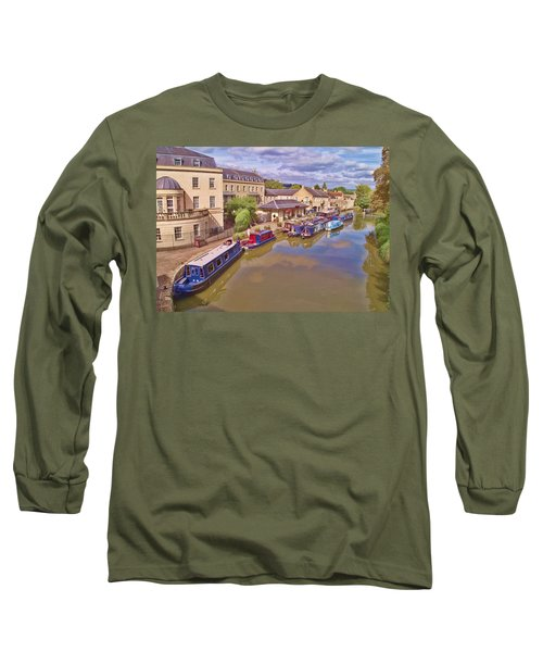 Sydney Wharf Bath Long Sleeve T-Shirt