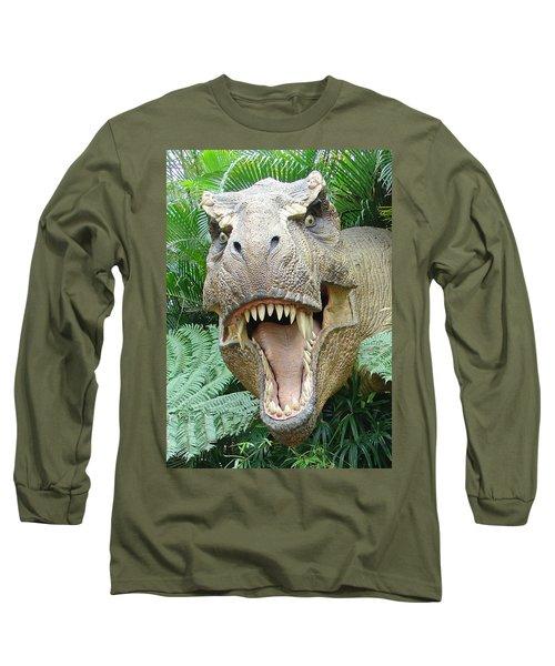 T-rex Long Sleeve T-Shirt