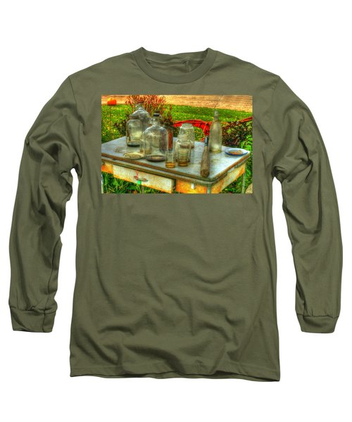Table Collections Long Sleeve T-Shirt