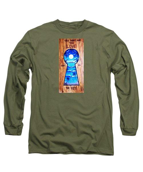 Talk About Love Long Sleeve T-Shirt