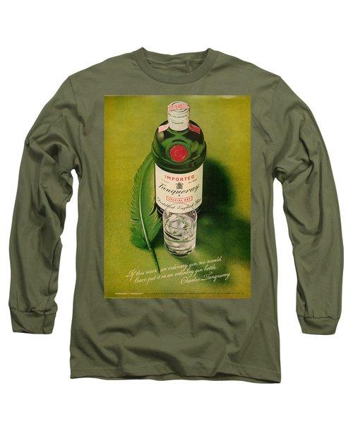 Tanqueray Gin Long Sleeve T-Shirt