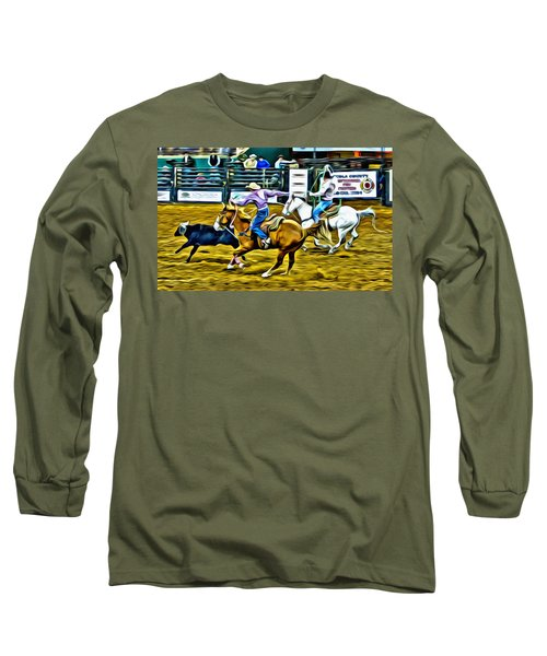 Team Ropers Long Sleeve T-Shirt