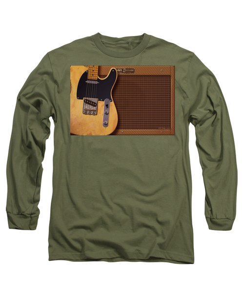 Telecaster Deluxe Long Sleeve T-Shirt