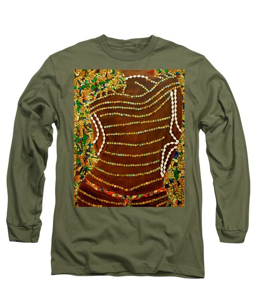 Temple Of The Goddess Eye Vol 2 Long Sleeve T-Shirt