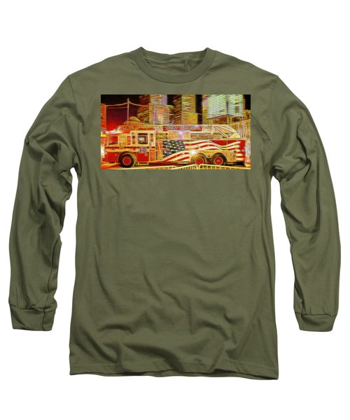 Ten Truck Long Sleeve T-Shirt