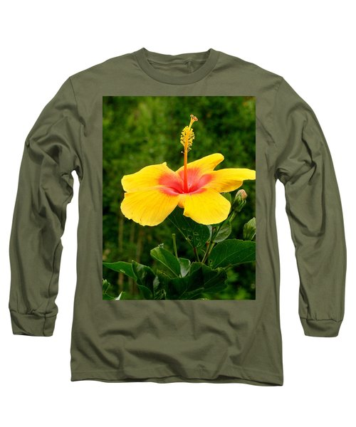 Tequila Sunrise Long Sleeve T-Shirt