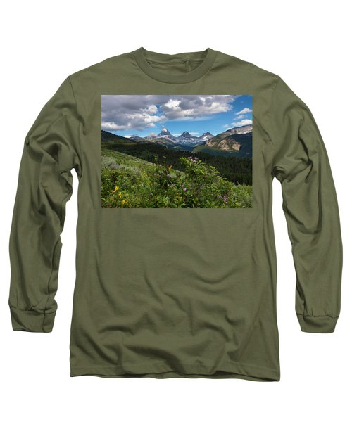 Teton Range Long Sleeve T-Shirt