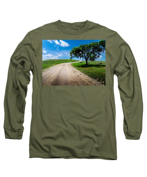 Texaco Hill Long Sleeve T-Shirt