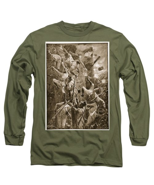 The 5th Division Storming By Escalade Long Sleeve T-Shirt