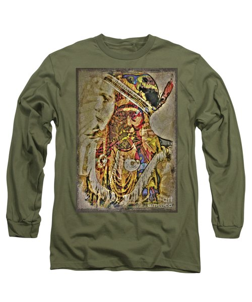 The American Spirit Long Sleeve T-Shirt