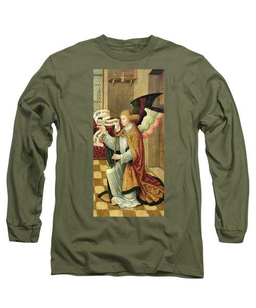 The Archangel Gabriel Long Sleeve T-Shirt