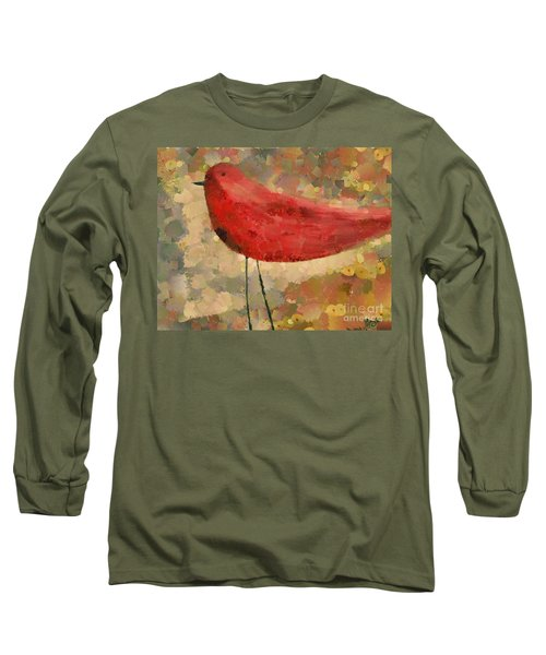 The Bird - K04d Long Sleeve T-Shirt by Variance Collections